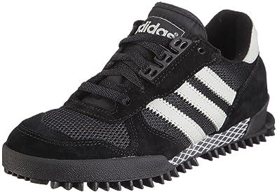 new style 7cdb7 a97ca adidas Originals 033251 Marathon Tra. II Unisex Adults Trainers Black  Size 14