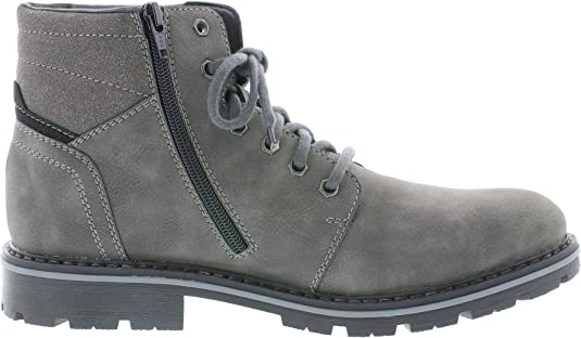 Rieker Herren Winterstiefel 34020,Männer Winter Boots,warm,Tex Membran,wasserfest,