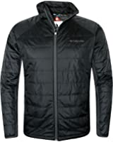 Columbia Men's Cascade Trail Omni-Heat Full Zip Jacket Black