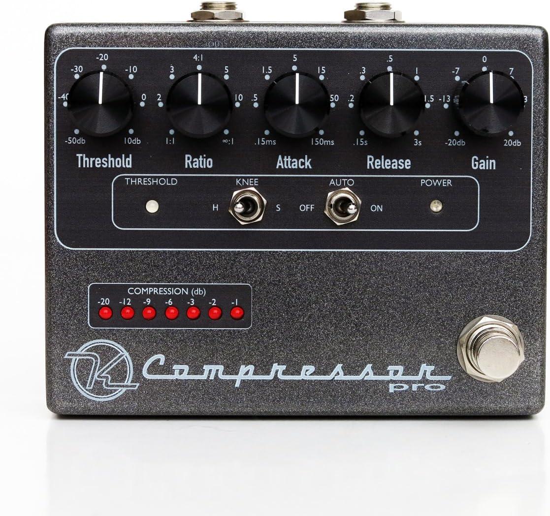Keeley Compressor Pro · Pedal guitarra eléctrica: Amazon.es ...