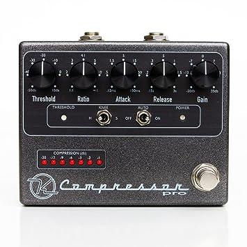 Keeley Compressor Pro · Pedal guitarra eléctrica: Amazon.es: Instrumentos musicales
