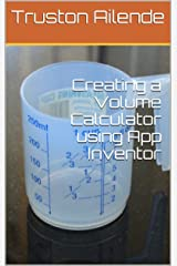 Creating a Volume Calculator using App Inventor
