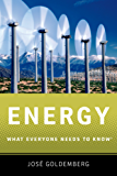 Energy: What Everyone Needs to Know?