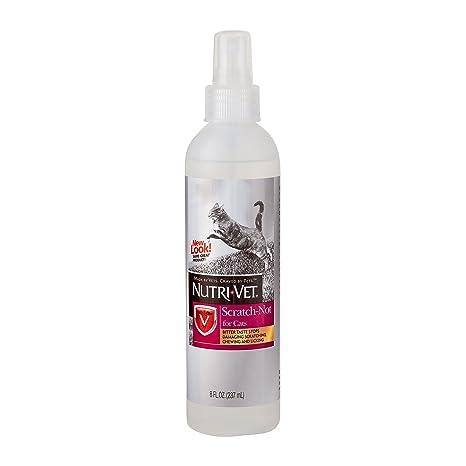 nutri-vet arañazos no Spray para gatos, 8-Ounce by nutri-vet