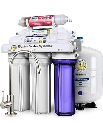 iSpring RCC7AK 6-Stage Superb Taste High Capacity Under Sink Reverse  Osmosis Drinking Water Filter d140481b4d