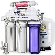 iSpring 75GPD – Miglior Sistema di Filtrazione d'Acqua