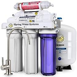 iSpring RCC7AK - Best Alkaline Reverse Osmosis System