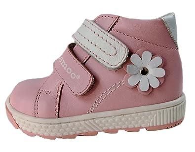 8dba70d376c ennellemoo® –-enfants de filles en cuir véritable Boots – chaussures de  chaussures de