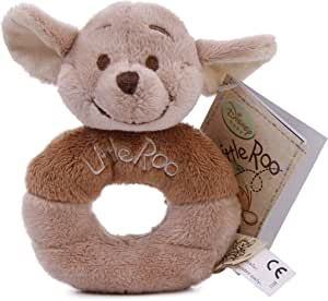 Disney's Winnie The Pooh Little Roo Ring Rattle