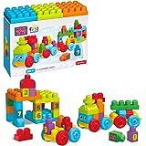 Mega Bloks 1-2-3 Learning Train