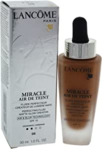 Lancome Miracle Air De Teint Perfecting Fluid Foundation - 06 Beige Cannelle