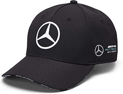 Team Petronas Mercedes-Benz Cap Unisex AMG Motor Sport