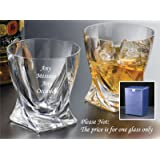 Personalised Engraved Whisky Glass, dad gift grandad gifts, christmas gifts, special gift, Scotch Glasses New