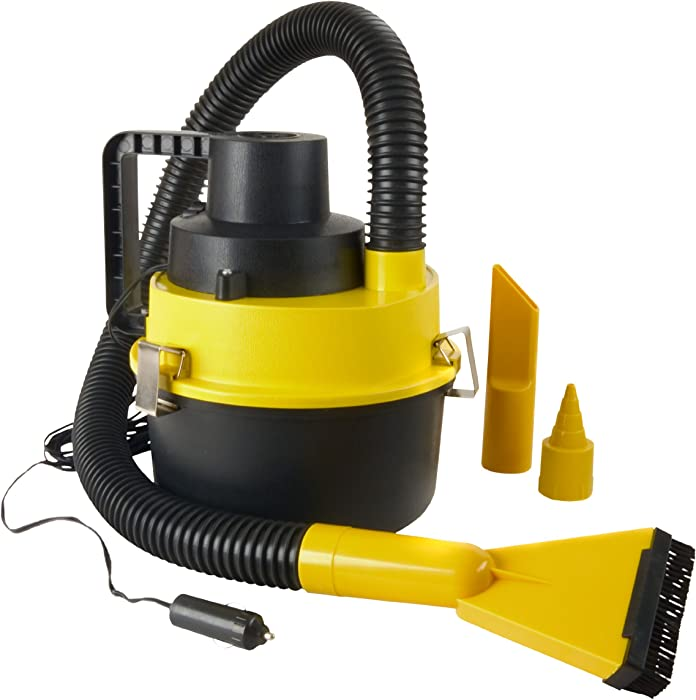 The Best Shark Black Yellow Upright Vacuum
