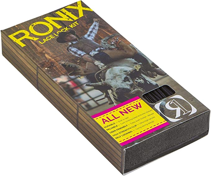 RONIX Lace Kit including Lace Locks