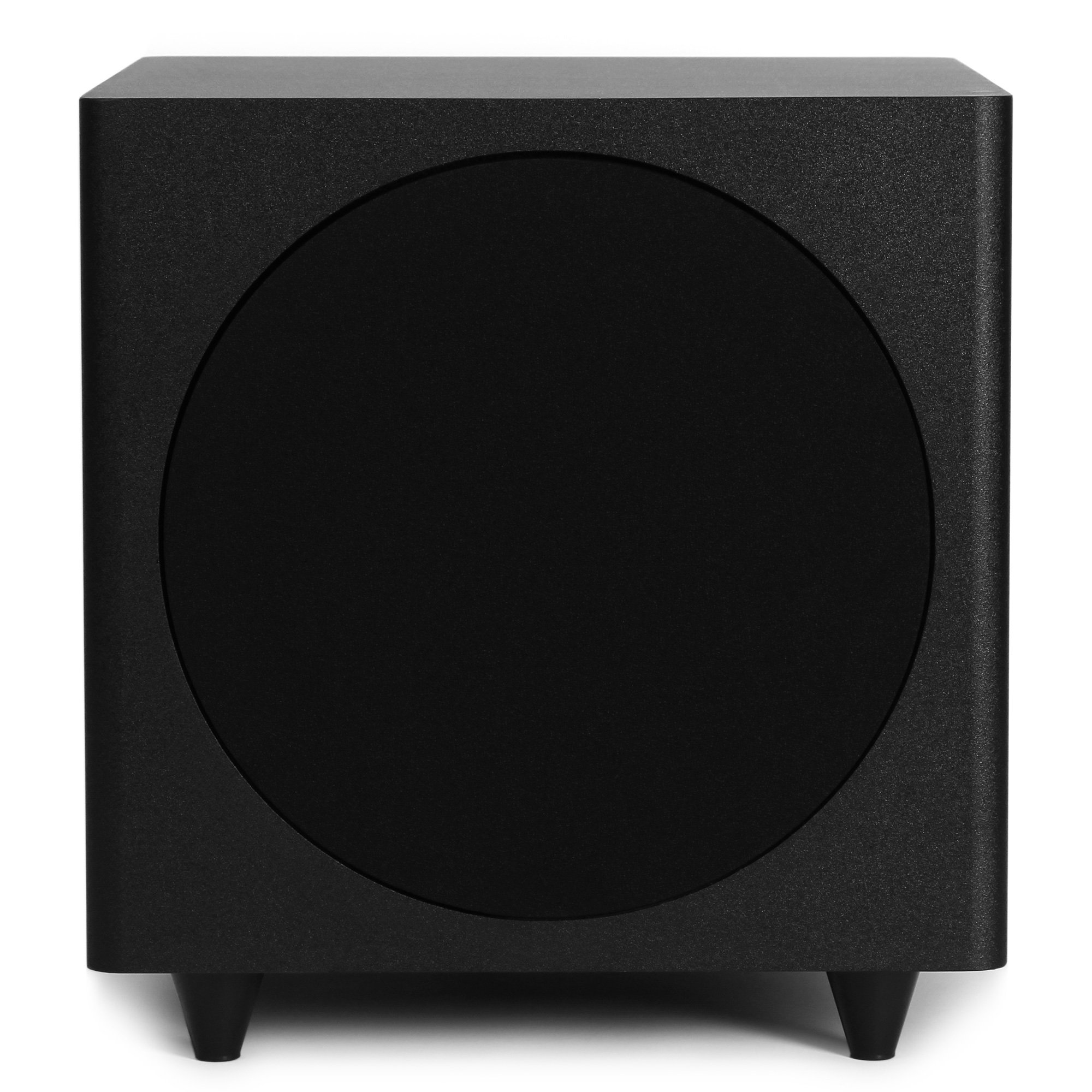 Micca 10-Inch Powered Subwoofer for Home Theater or Music (MS10)