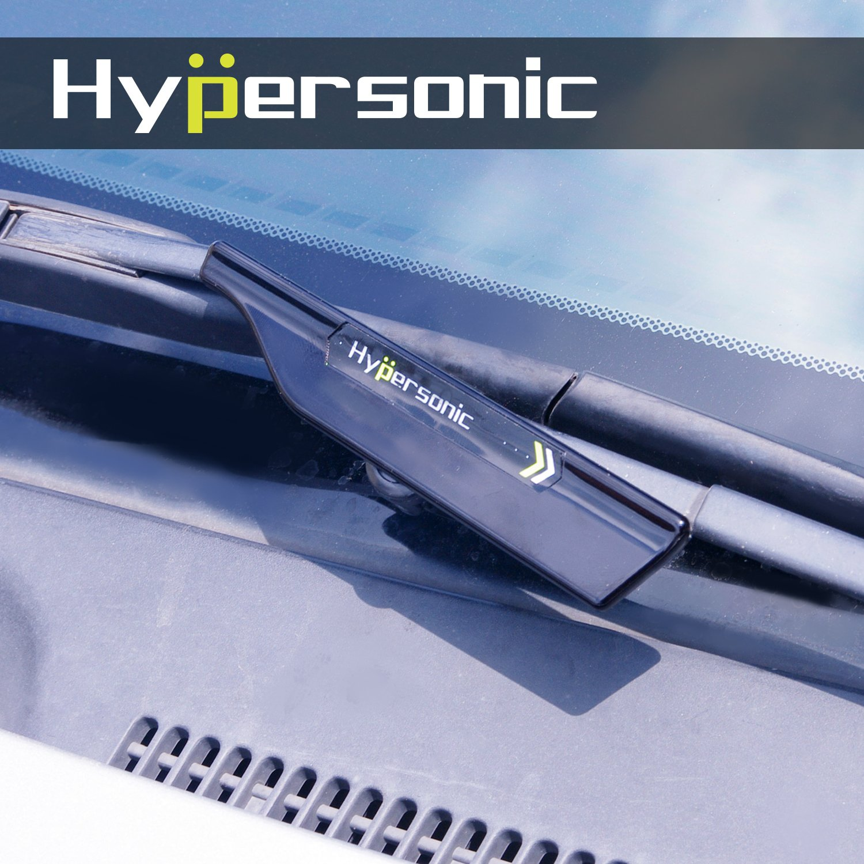 Hypersonic 2pcs Nueva todo soporte de montaje para OEM brazo del limpiaparabrisas hoja 18