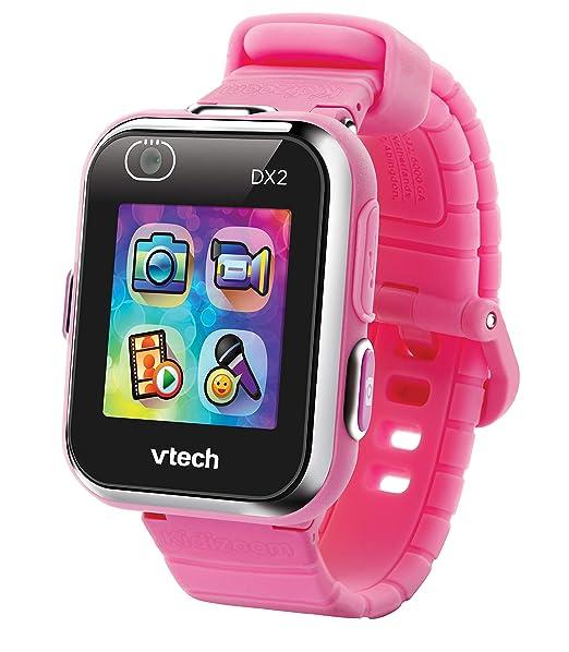 VTech Kidizoom SmartWatch DX2 Roze - Electrónica para niños ...