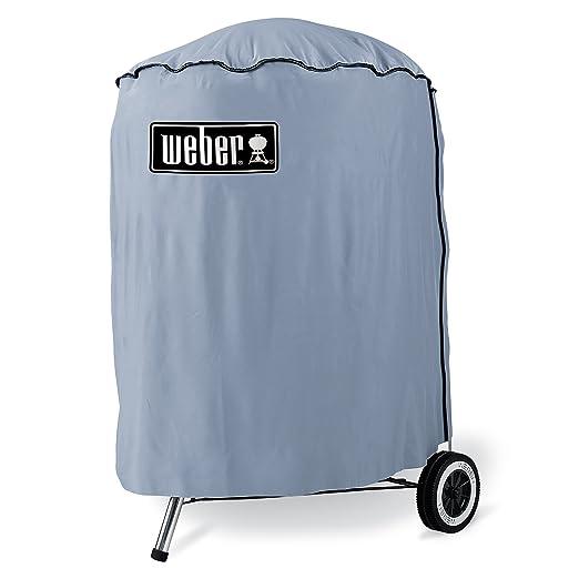 81 opinioni per Weber 7451 Cappuccio standard di copertura per barbecue 76.2 cm