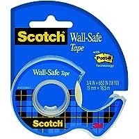 Scotch 183Wall Safe cinta mate préserve pared 16,5m
