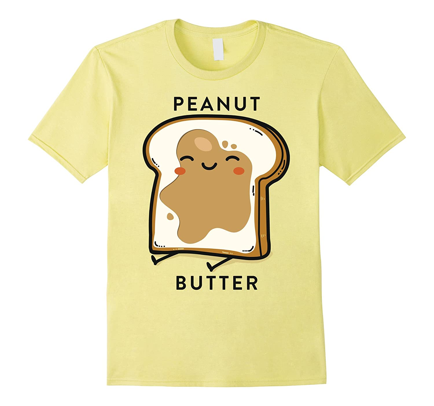 Peanut Butter Jelly 2 Matching BFF Best Friend T Shirts Tees-T-Shirt