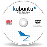 Kubuntu 17.04 Live - 32 & 64 bits - DVD