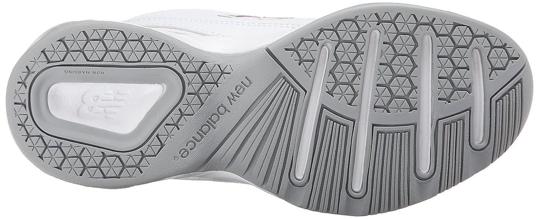 New Balance Donna    WX608V4 Training Shoe,bianca Light blu,10.5 B US f8465f