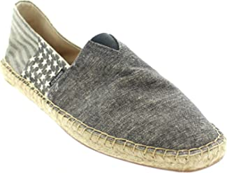 3a0034bae7 Joy and Mario Men s 19 Variations Bundle Casual Comfort Canvas Hemp Leather  Slip-On Loafers