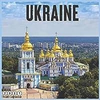 Ukraine 2021 wall calendar: 16 Months calendar 2021 Travel Ukraine