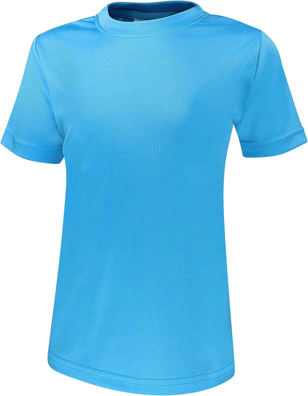 secado r/ápido, transpirable Alps to Ocean Sports Camiseta deportiva para ni/ño