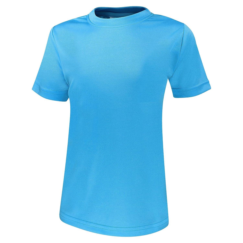 Secado r/ápido, Cool MAX /Camiseta Alps to Ocean Sports Ni/ños Deportes Funktions/