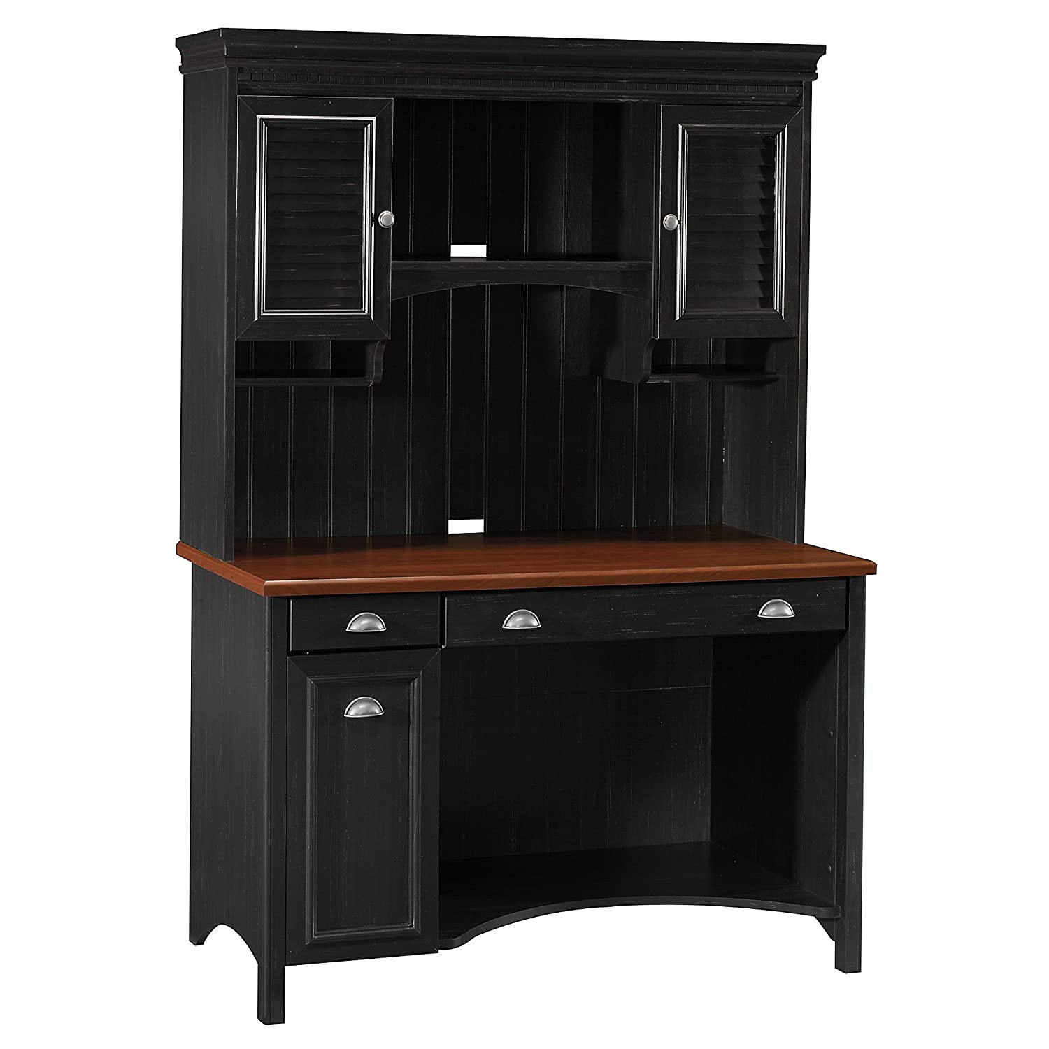 hayneedle cfm coastal and optional with computer product desk hutch furniture master writing drawers eagle customizable