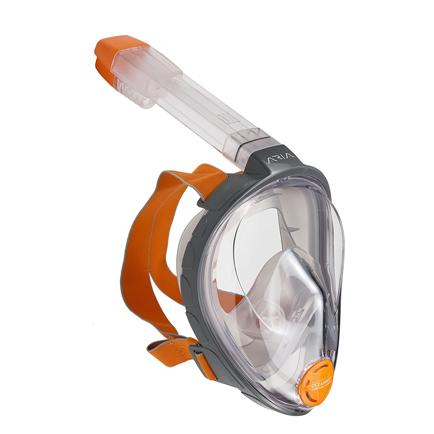 6. Ocean Reef Aria Full Face Snorkel Mask
