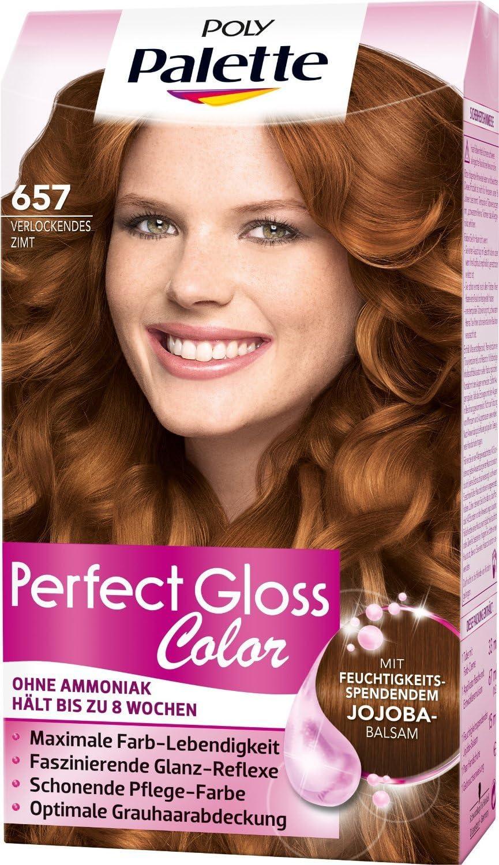 Poly Palette Perfect Gloss Color 657 - Tinte de canela (1000 g)