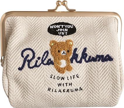 Amazon.com: CU58001 Rilakkuma - Monedero con cierre: Toys ...