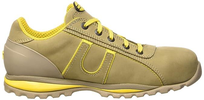Glove S3-HRO-SRA, Unisex-Erwachsene Niedrige Sneaker, Grau - Grigio Roccia Lunare - Größe: 44 Diadora