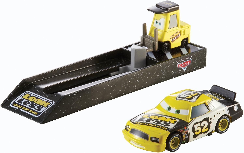 BRAND NEW LEAK LESS NO.52 LAUNCH /& RACE DISNEY CARS PIT CREW LAUNCHERS