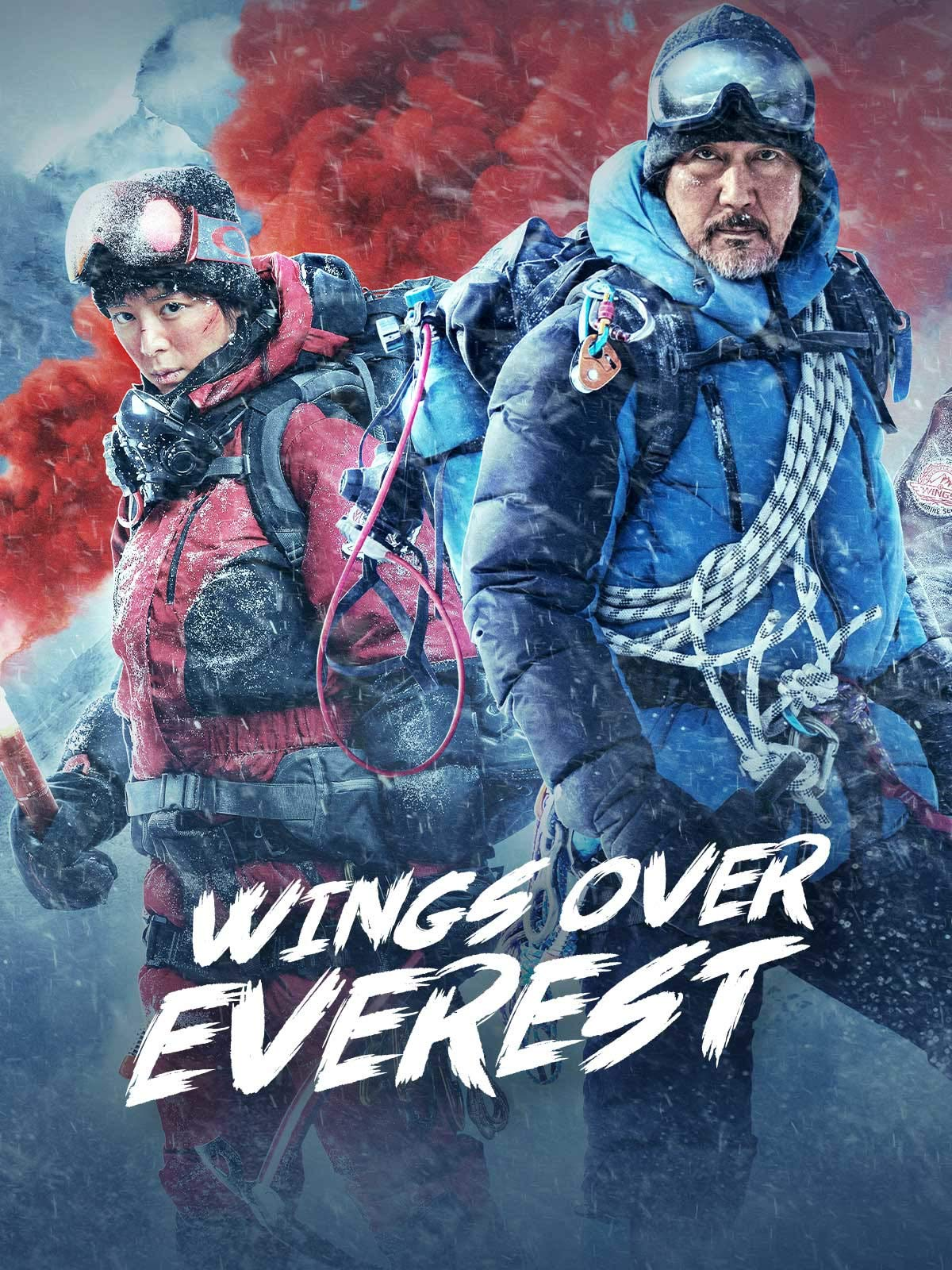 Wings Over Everest (2019) Dual Audio Hindi ORG 400MB BluRay 480p ESubs Download