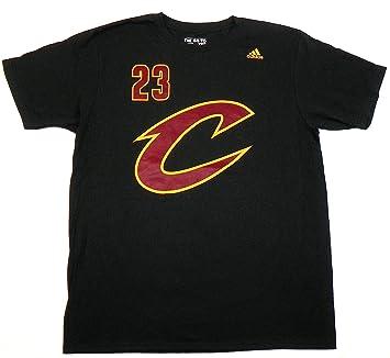 Adidas Cleveland Cavaliers Lebron James NBA Finals Negro Jersey Camiseta, Lebron James, Negro: Amazon.es: Deportes y aire libre