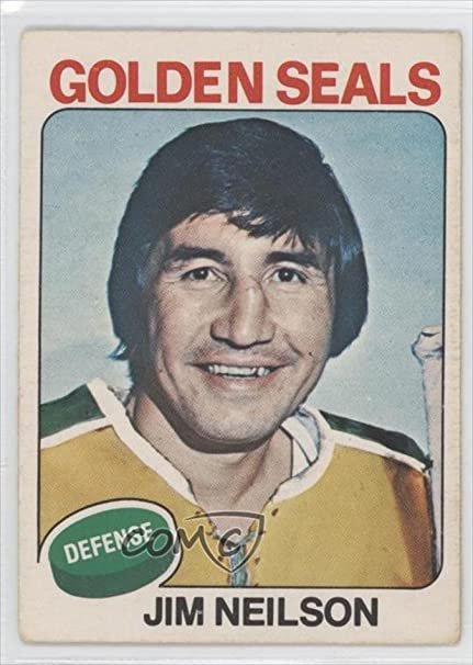 Jim Neilson (Hockey Card) 1975-76 O-Pee-Chee #270: Amazon.ca: Sports &  Outdoors