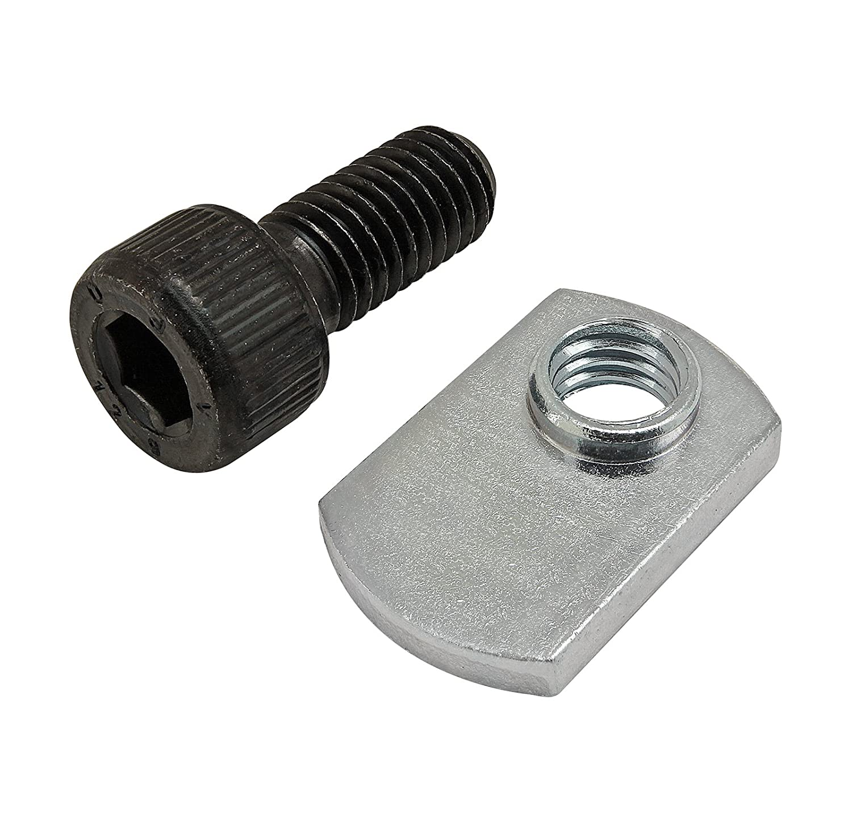 Socket Head Cap Screw .5 SHCS 80//20 Inc. Stainless Steel 3610 25 Pack 5//16-18 X 1//2