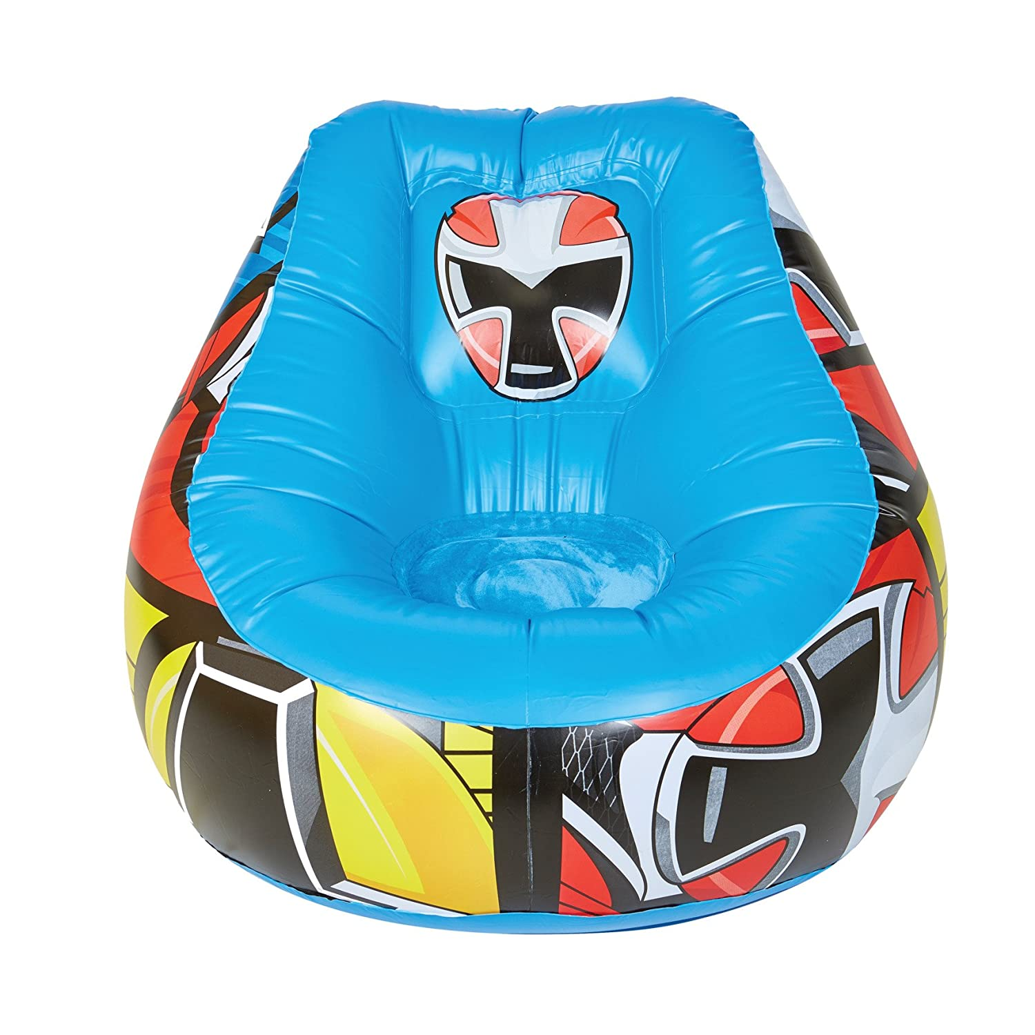 Power Rangers Inflatable Kids Chair: Power Rangers: Amazon.co.uk ...