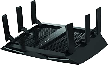Netgear Nighthawk X6 AC3000 Tri-Band Smart Gigabit Wifi Router