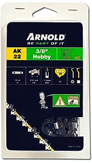 Arnold Sägekette für Motorsäge MCCULLOCH Mac 538E  Schwert 45 cm 3//8 1,3