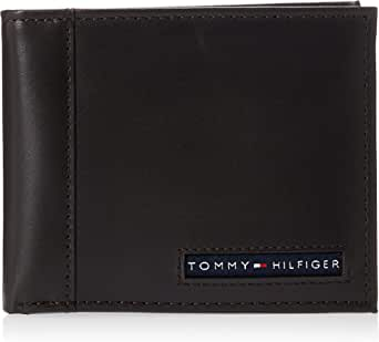 تومي هيلفغر محفظه رجالي , جلد - 31TL22X063-200
