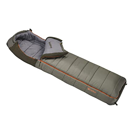 Slumberjack Borderland 0 Degree Sleeping Bag - Long