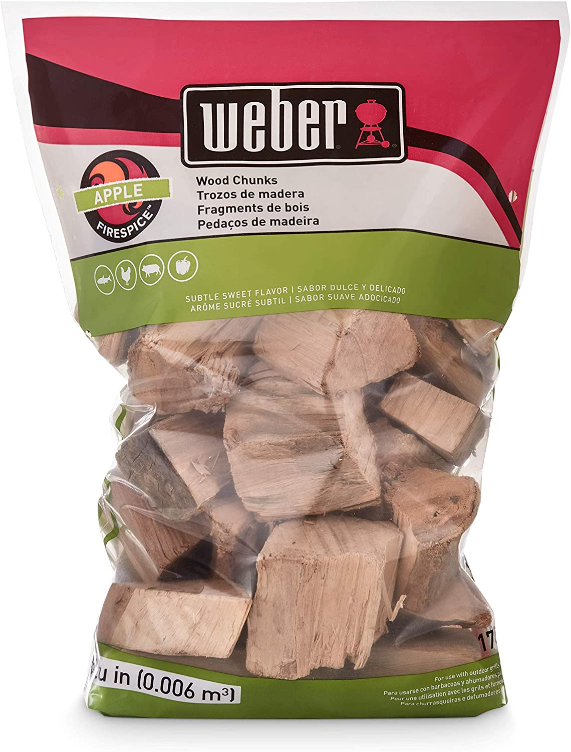 apple wood chunks for smoking chicken