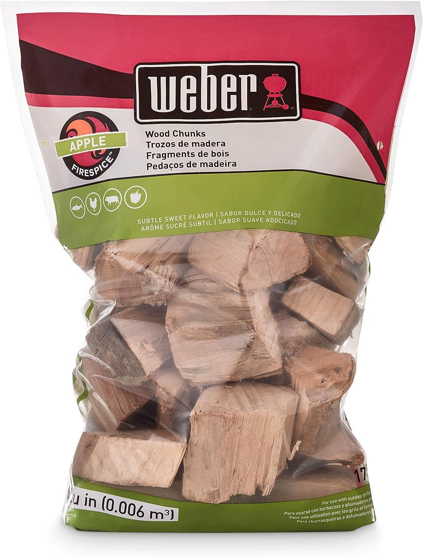 Weber Apple Chunks Review