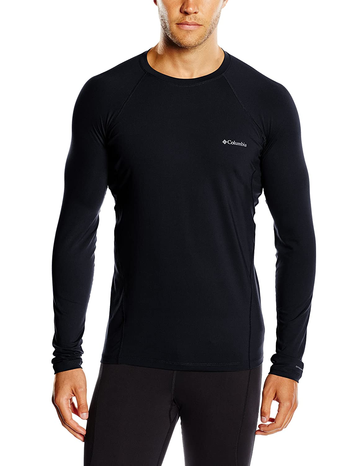 Columbia Men's Midweight Stretch Long Sleeve Top Baselayer Columbia Sportswear