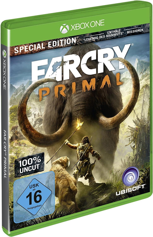 Far Cry Primal (100% Uncut) - Special Edition [Importación Alemana ...